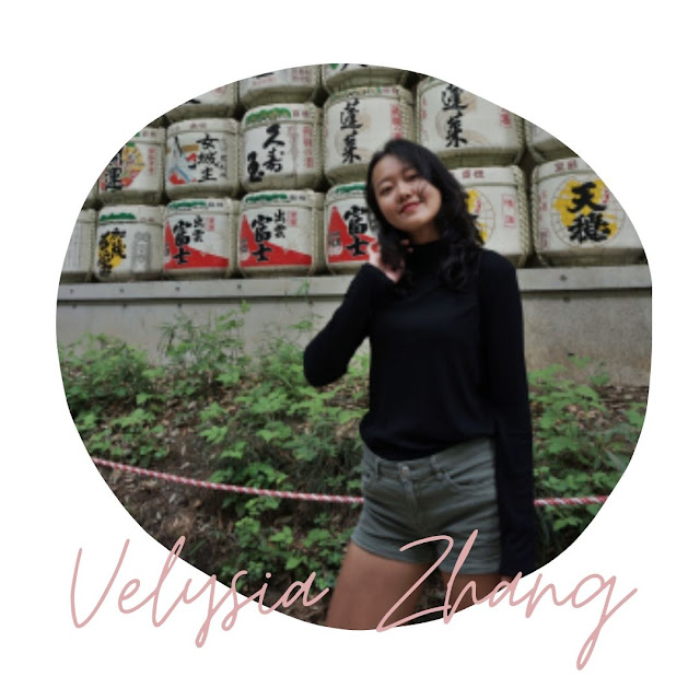 Velysia Zhang - Travel Bloger Indonesia