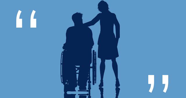 Você, não é deficiente e sim, tem uma deficiência!!!