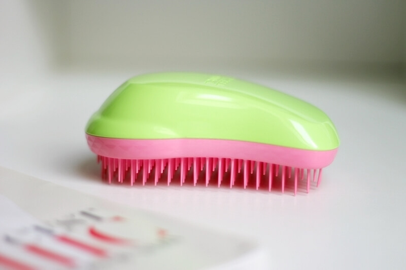 tangle teezer original sweet pepermint recenzija review