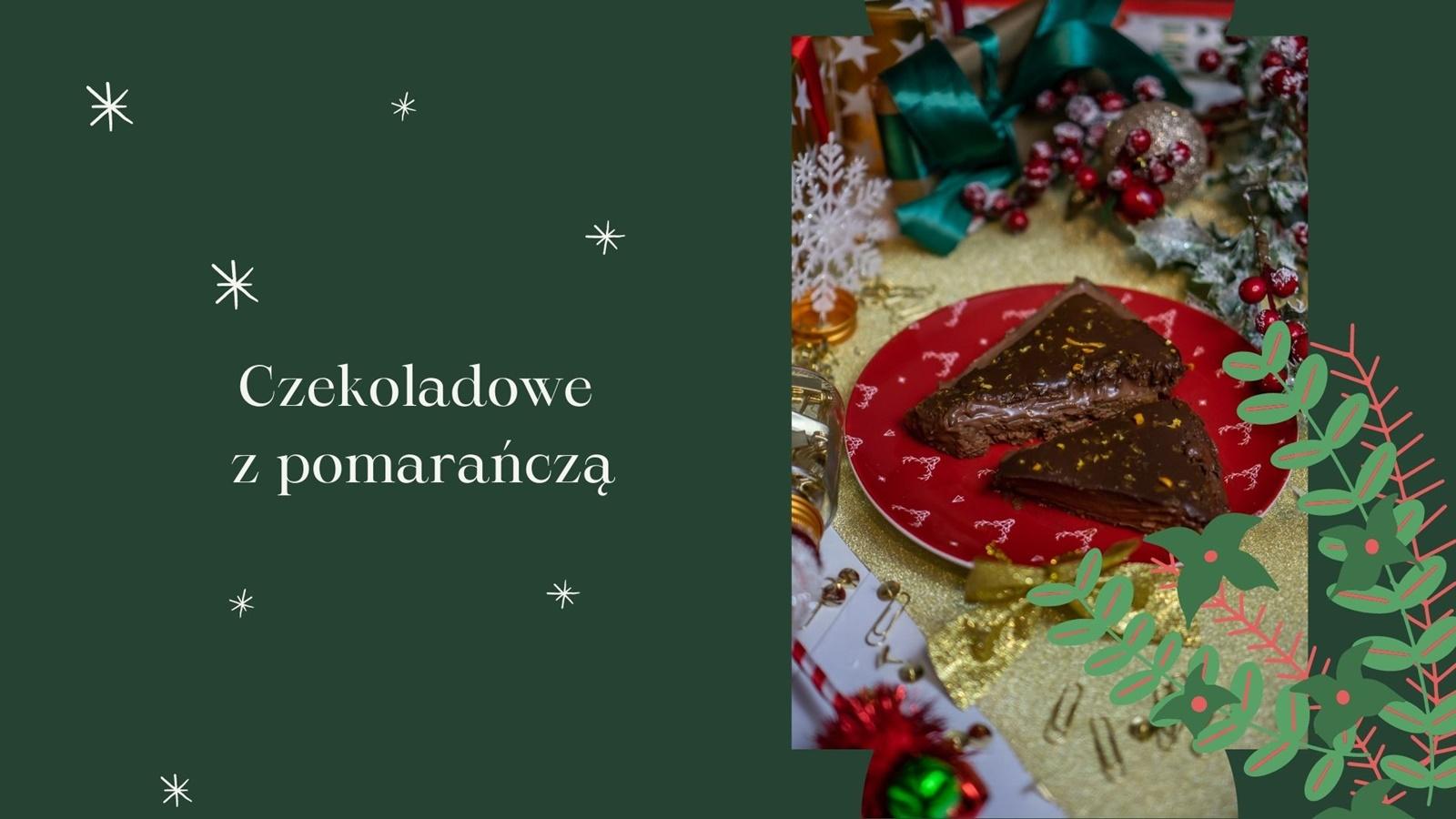 3 gotowe ciasta na boze narodzenie imieniny urodziny ciasto czekoladowe z pomarancza makowy sernik