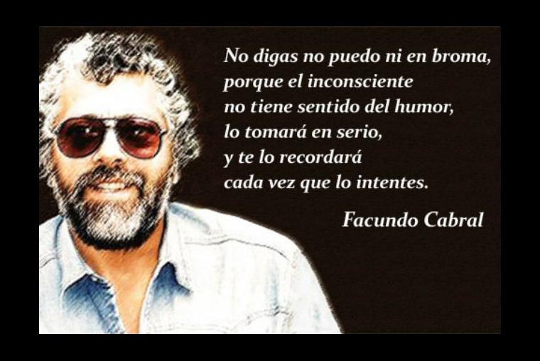 Noticias Curiosas Frases Celebres De Facundo Cabral