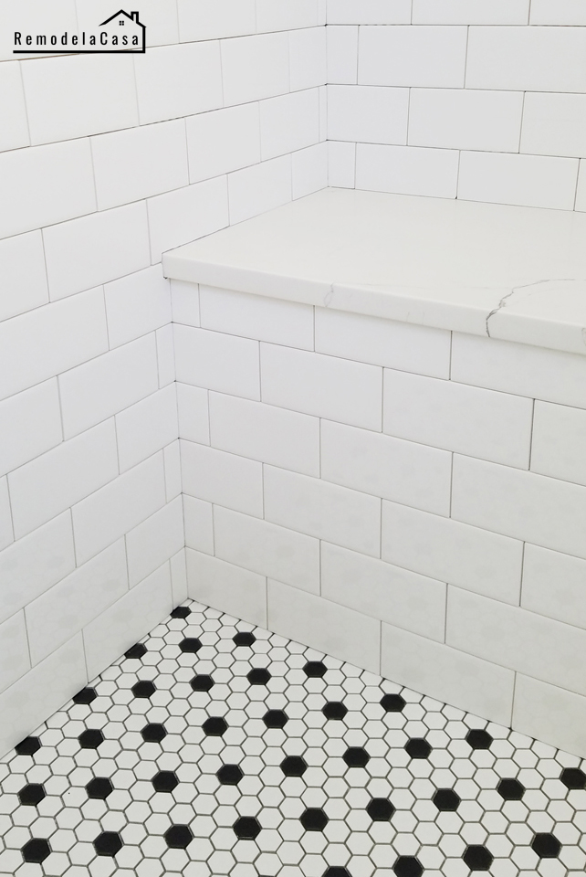 details on how to get rid of a bathtub and replace it for a walk in shower