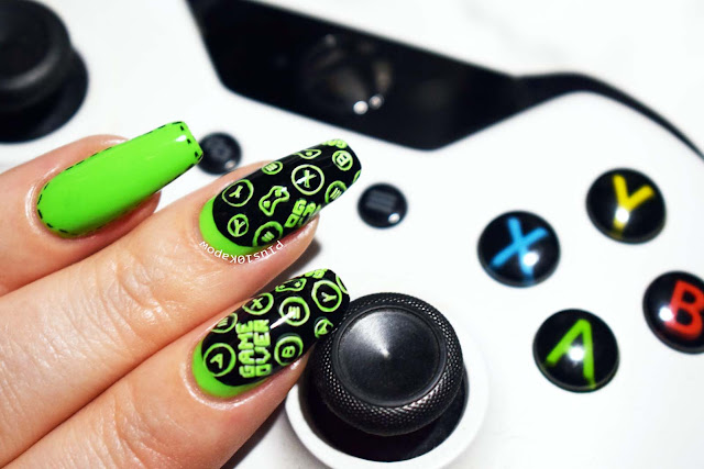 Xbox Numskull Geekstore Socks Nerdy Gamer Nails