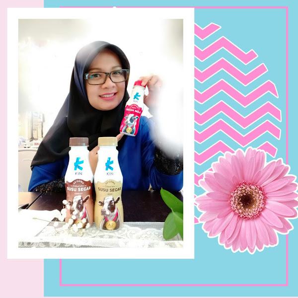 Buka Puasa Dengan KIN Fresh Milk Lebih Baik Tanpa Khawatir Gangguan Pencernaan