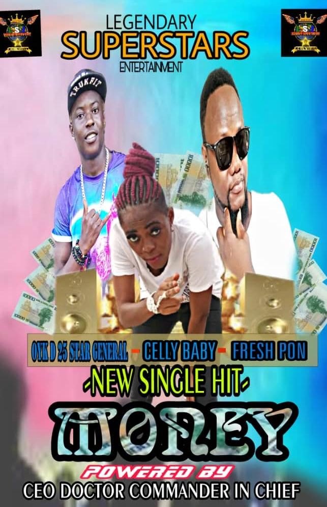 Mp3: Money by Fresh pon X Celly Baby X OYK