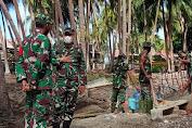 Pengerjaan Jembatan Penghubung Kampung Tola dan Bitombang Rampung 20 Persen