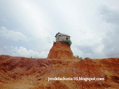 Uniknya Rumah Jomblo Bikin Baper