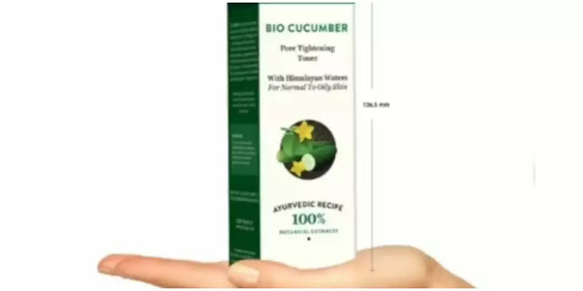 Biotique Bio Cucumber Pore Tightening Toner Review