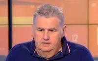 """""""Le vrai problème, en France, dans le foot en tout cas, c'est le racisme anti-blanc"""", avait déclaré Pierre Ménès sur le plateau de CNews."""