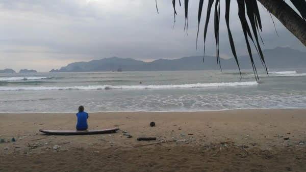 Area surfing yang menakjubkan