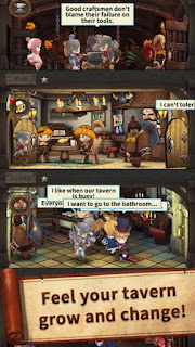 Legendary Tavern Mod Apk