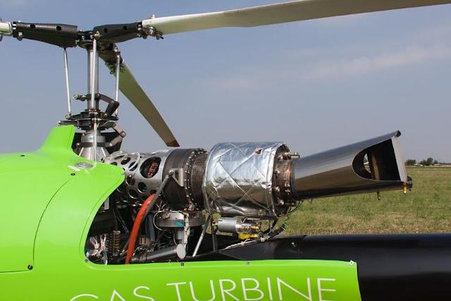 Konner K1 engine