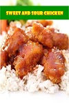 #Sweet #and #Sour #Chicken