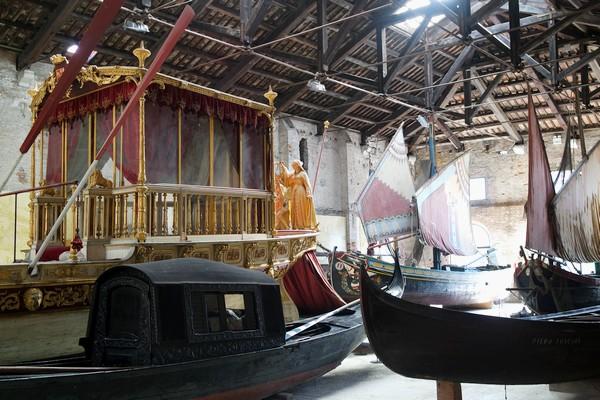 venise castello musée histoire navale pavillon navire