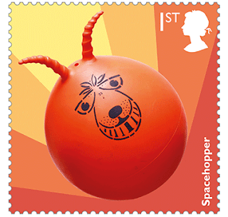 Spacehopper Toy