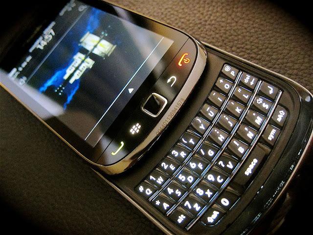 Aplikasi Pilihan Untuk BlackBerry