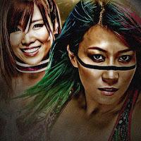 Asuka & Kairi Sane Earn Women's Tag Title Shot