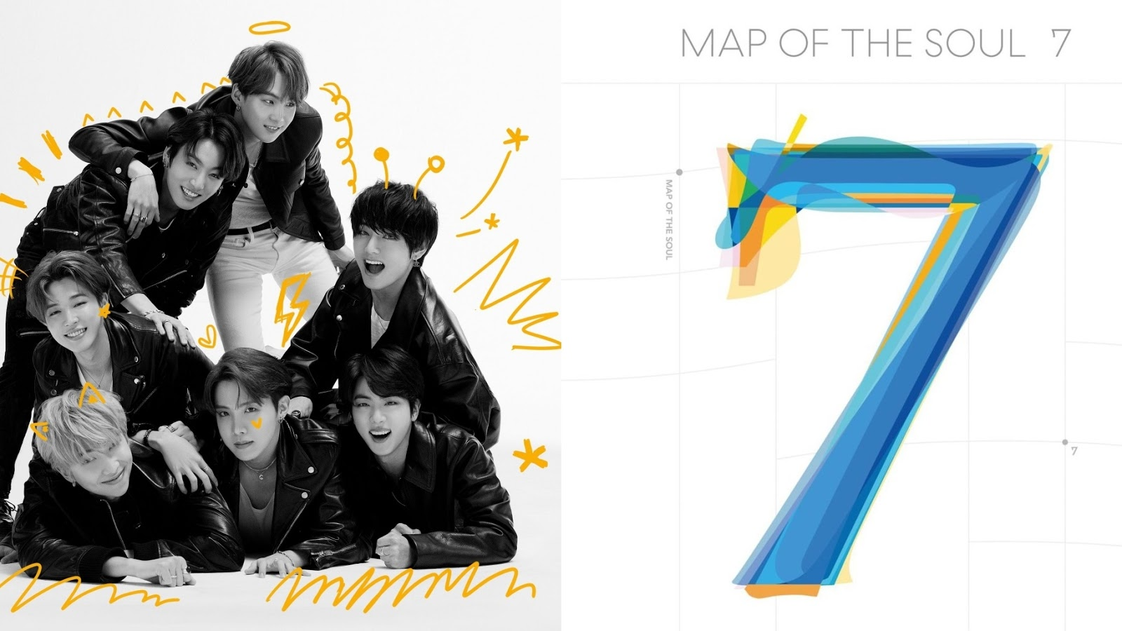 BTS 'Map of the Soul: 7' Album Got Silver Certificate in the UK