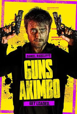 Guns Akimbo [2019] [NTSC/DVDR- Custom HD] Ingles, Subtitulos Español Latino