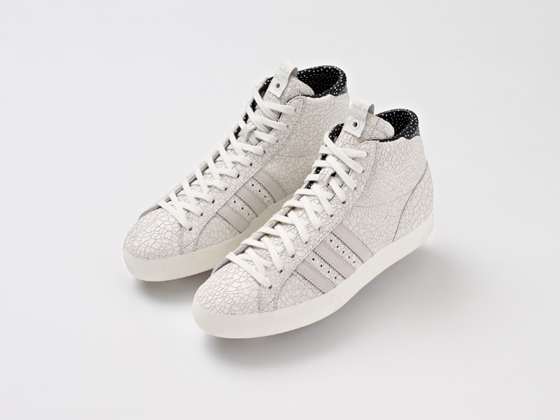reputable site 0fd88 bdede adidas Originals reintroduced the Basket Profi earlier this year, and is  giving the shoe a fashion look and feel as part of the womens Consortium  capsule ...