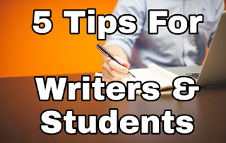 5 Tips for students