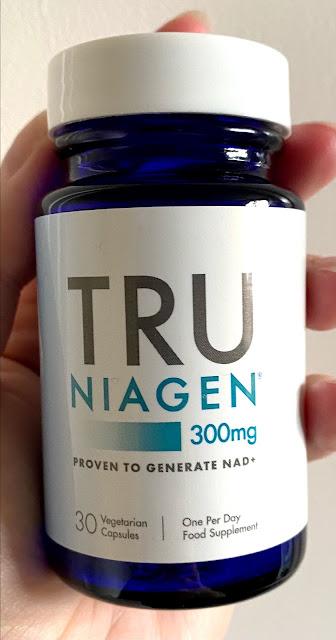 Tru Niagen supplements