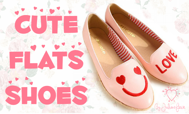 CUTE FLATS SHOES DRESS LILY