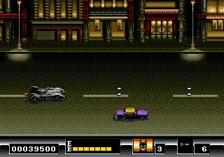 Jogue Batman the Videogame rom Genesis online