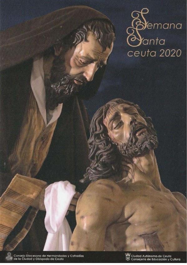 Horarios e Itinerarios Semana Santa Ceuta 2020