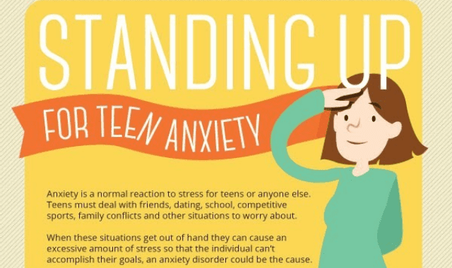 Standing Up For Teen Anxiety