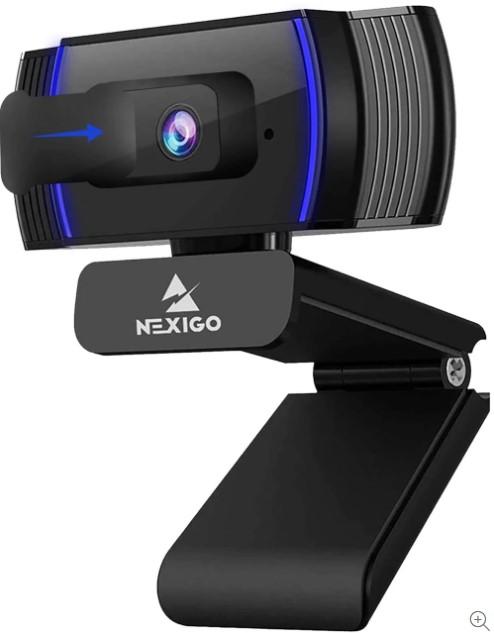 NexiGo N930AF AutoFocus Webcam