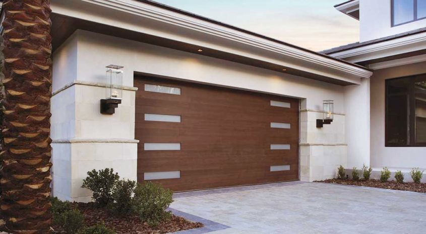 garage doors security tips