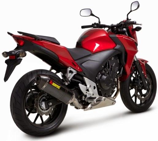 Estimated Price Big Bike Honda CB500 Series