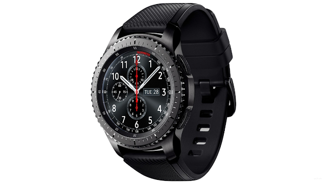 Samsung Gear S3 Frontier: the best fitness smartwatch