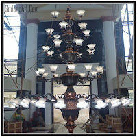 lampu gantung masjid 04