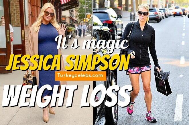 how to jessica simpson weight loss secrets