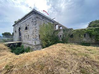 Forte Muzzerone - above Porto Venere