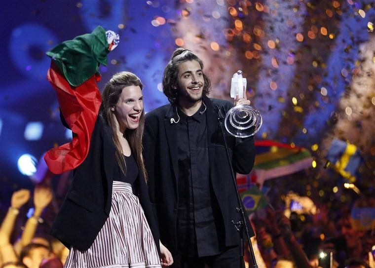Eurovision Gewinner 2017