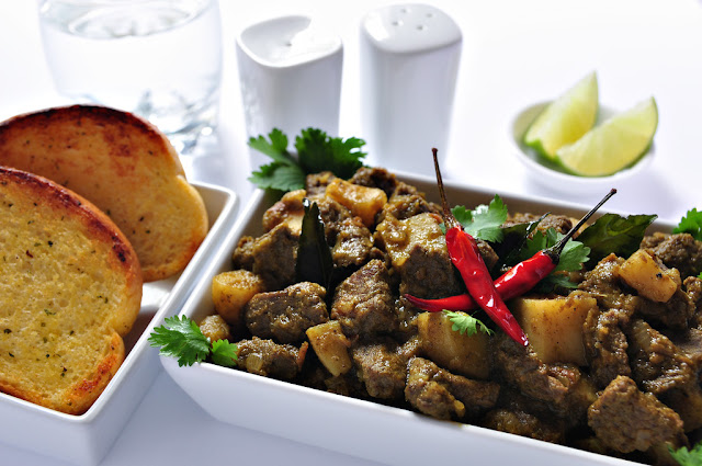 Goan Beef Chilli Fry