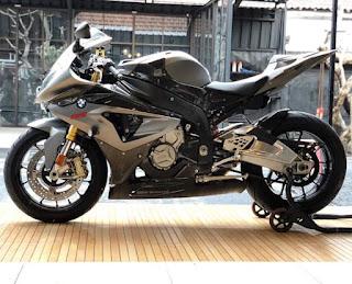 FS: Superbike BMW S-1000RR, 2014, Special Edition Granit Grey Metallic Matt