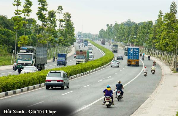 Hạ tầng giao thông phát triển đồng bộ thuận lợi cho kih tế phát triển, là lợi thế cho thị trường bất động sản tỉnh bình dương