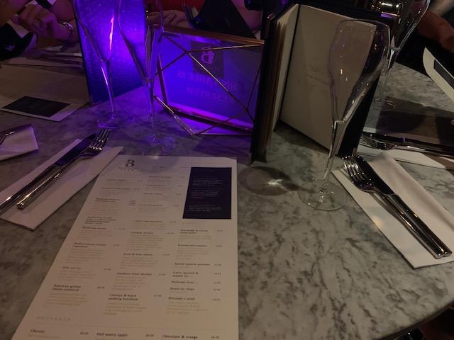 Blossom Room, Milton Keynes, Bar, Restaurant,