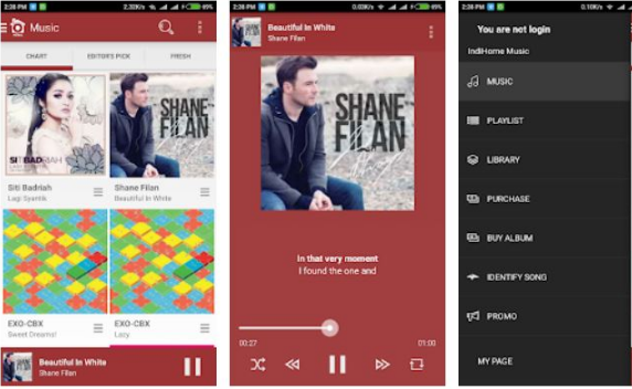 Aplikasi Download Lagu MP3 Gratis di HP Android