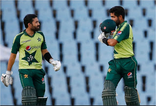 South Africa vs Pakistan 3rd T20I 2021 Highlights