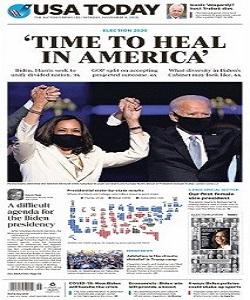 USA Today Magazine 9 November 2020   USA Today News   Free PDF Download