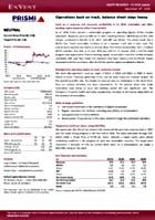 Studio societario di EnVent Capital Markets su Prismi