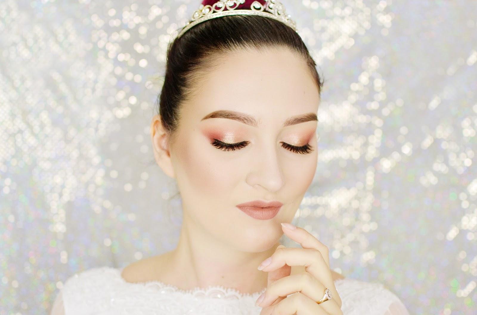 makijaż ślubny jak pomalować się na ślub