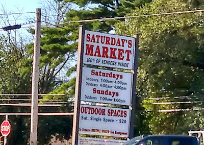 Saturday's Market in Middletown Pennsylvania - Large Indoor and Outdoor Flea and Farmer's Market