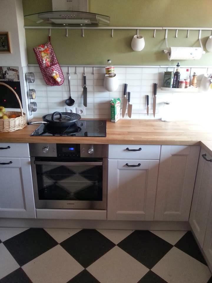Nieoficjalny blog U.: Moja nowa kuchnia z Ikei