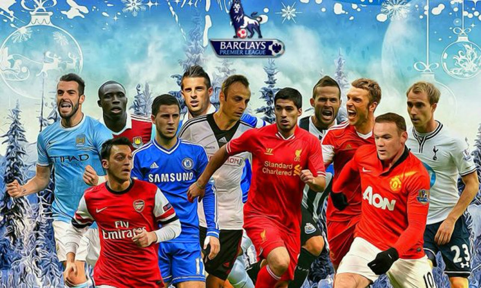 Pics Wallpaper HD: Happy Boxing Day: Boxing Day Barclays